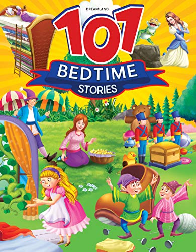 101 Bedtime Stories with Moral (New Edition)