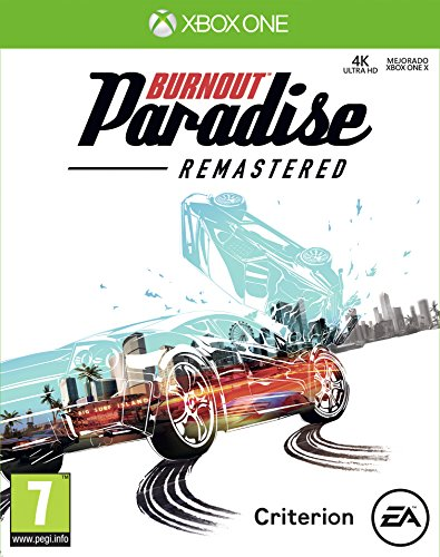 Burn Out Paradise Remastered