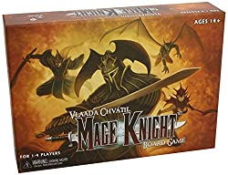 Best Adventure Board Games Mage Knight box