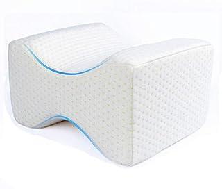 Comfy Pillow, Almohada Piernas con Memory Foam Conveniente para Dormir de Lado, Almohada Rodillas para Aliviar Ciatica, Espalda, Articulaciones, Dolores De Embarazo
