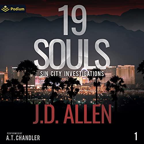 19 Souls Audiobook By J.D. Allen cover art