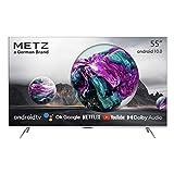 TV METZ Android 10.0 55' (139 cm) 4K UHD con DVB-C/T2/S2 Serie MUC7
