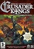 Paradox Interactive Crusader Kings Complete vídeo - Juego (PC, Estrategia, Modo multijugador, E (para todos))