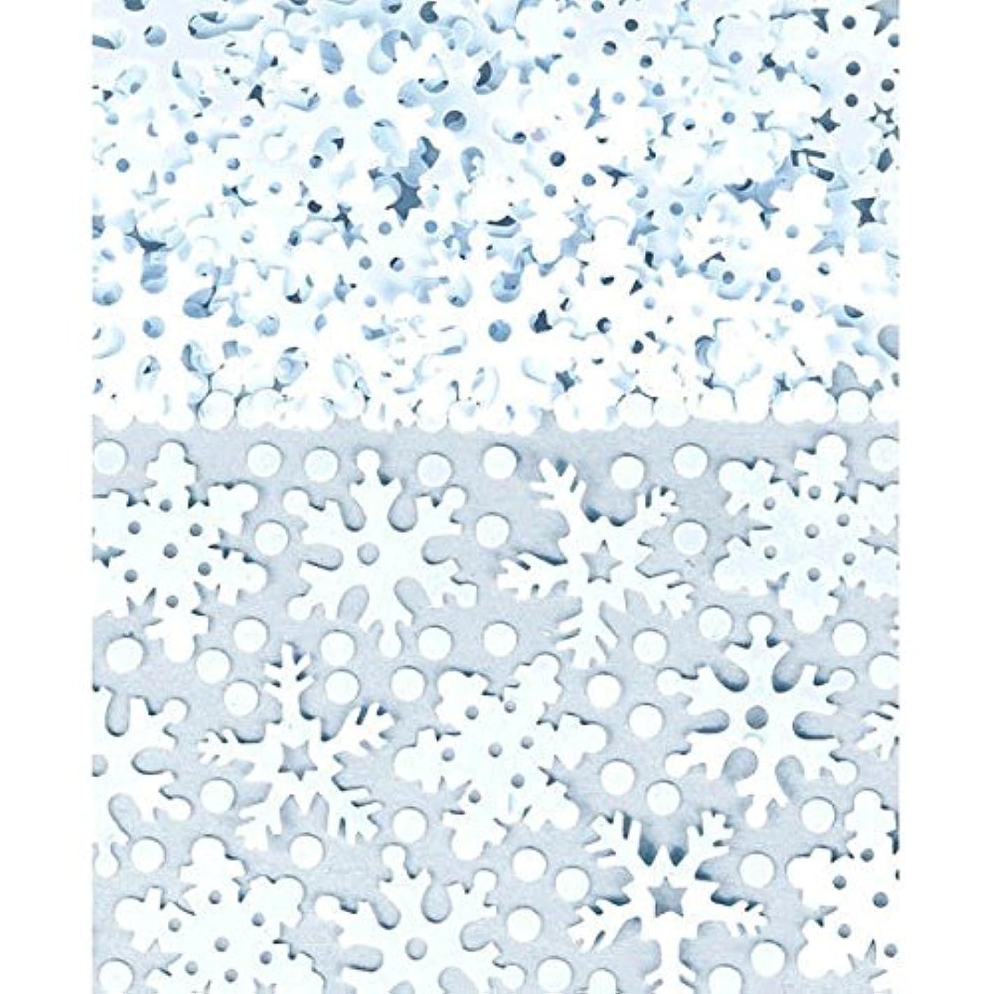 Sparkly Snow Foil Christmas Mix Confetti | Party Decoration