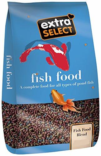 Extra Select - Nourriture pour poisson - 10 kg