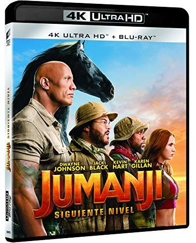 Jumanji: El siguiente niv