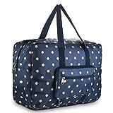 F.FETIVIN Weekender Bag Carry On Bag Travel Duffle Bag...