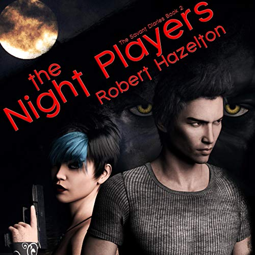 The Night Players audiobook cover art