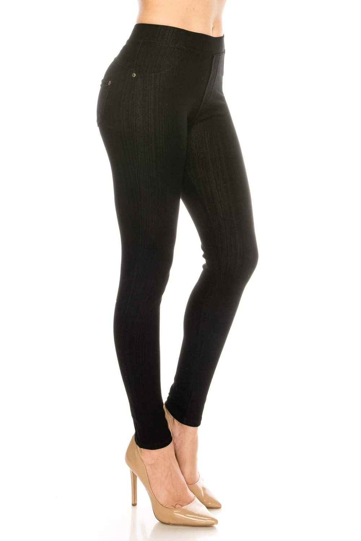 ShyCloset Basic Skinny Jeggings Pants