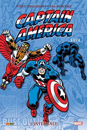 Captain America: L'intégrale 1974 (T08)