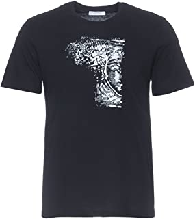 versace half medusa t shirt