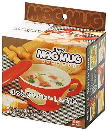 小森樹脂モグマグ『フタ付スープマグ』