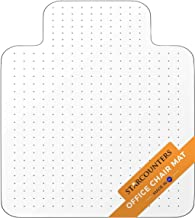 Starcounters Office Chair Mat for Carpeted Floors – Heavy Duty, (Tested to..