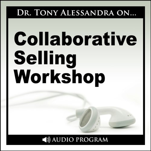 Collaborative Selling Workshop audiobook cover art