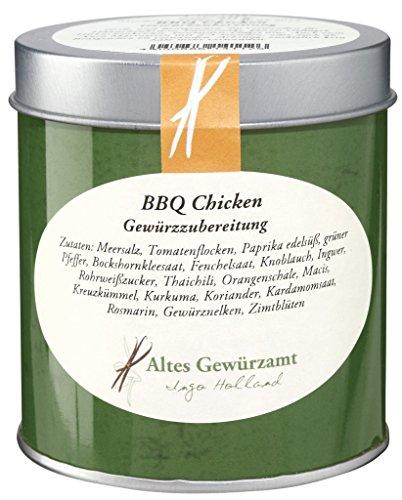 Altes Gewürzamt Gewürz BBQ Chicken, 100g