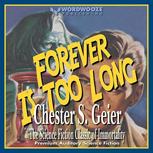 Forever Is Too Long cover art