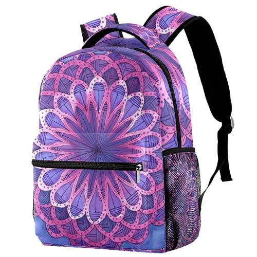 Mochila escolar con patrón de calavera, para niños, adolescentes, niños, mochila de viaje, bolsa de ordenador portátil