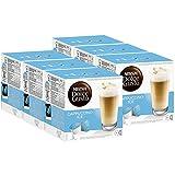Nescafé Dolce Gusto Cappuccino Ice, Paquete de 6, 6 x 16 Cápsulas (48 Tazas)