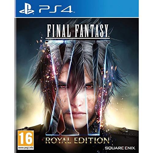 Final Fantasy XV Edition Royale PS4
