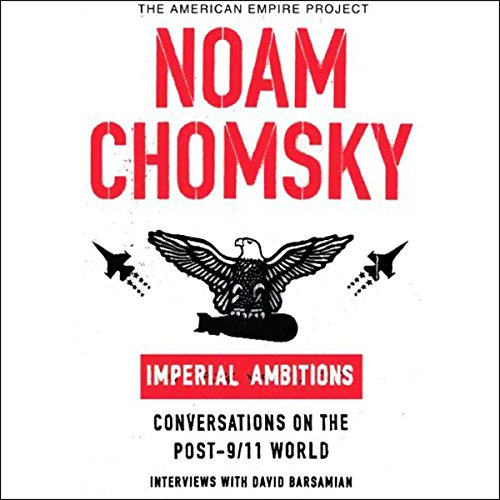 Imperial Ambitions audiobook cover art