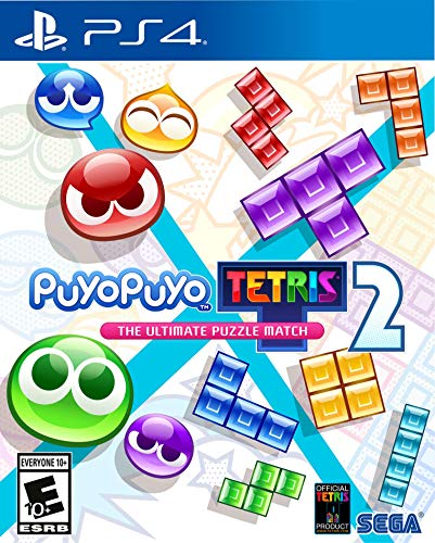 Puyo Puyo Tetris 2 for PlayStation 4 [USA]