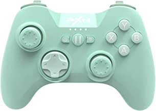 Bluetooth Mobile Gaming Controller for iPhone, PXN 6603 Speedy MFi Wireless Game Controller for iOS, Apple TV, iPod, iPad(...
