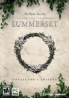 The Elder Scrolls Online: Summerset Collector's Edition PC (B07BJ5RCCG) | Amazon price tracker / tracking, Amazon price history charts, Amazon price watches, Amazon price drop alerts