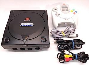Sega Dreamcast System - Video Game Console (Black Sega Sports Edition) (Renewed)