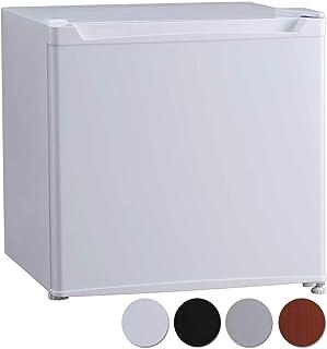アイリスプラザ 1ドア 冷蔵庫 46L ホワイト PRC-B051D-W