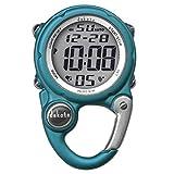 Dakota Digital Clip Mini Watch - Water Resistant - Aqua