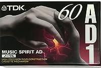 TDK AD1 60 カセット録音テープ