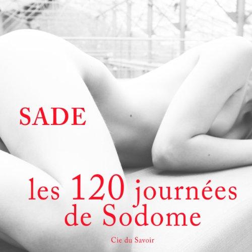 Les 120 journées de Sodome audiobook cover art