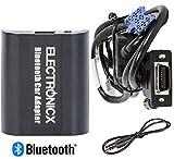Elec-BTA-REN8 Musikadapter AUX Bluetooth Freisprecheinrichtung Autoradio CD-Wechsler MP3 für Renault Citroen