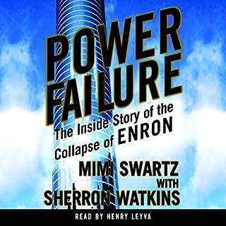 Power Failure audiobook cover art