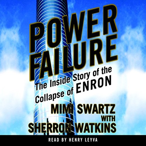 Power Failure audiobook cover art