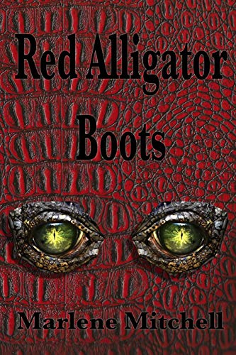 Red Alligator Boots