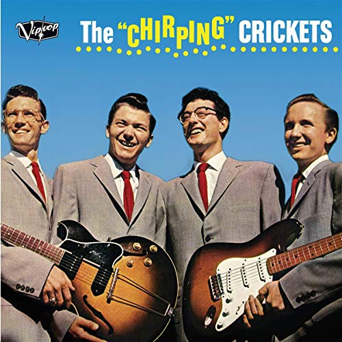 The Chirping Crickets/Neon Yellow Vinyl