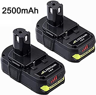 Best 18 volt battery for ryobi drill Reviews