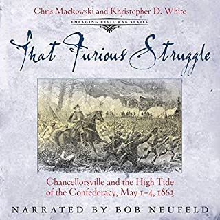 That Furious Struggle audiobook cover art