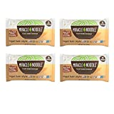 Miracle Noodle Angel Hair Pasta - Plant Based Shirataki Noodles, Keto, Vegan, Gluten-Free, Low Calories, Low Carb, Paleo, Soy Free, Non-GMO - Perfect for Your Keto Diet - 7 oz (Pack of 4)