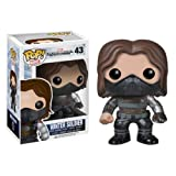 Figura Pop Marvel: Winter Soldier Unmasked...