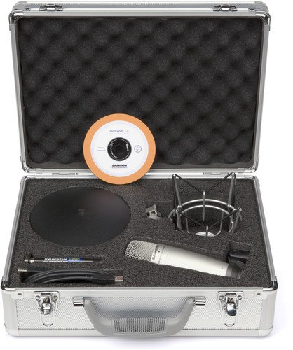 Samson C01U Pak - Recording / Podcasting Pack