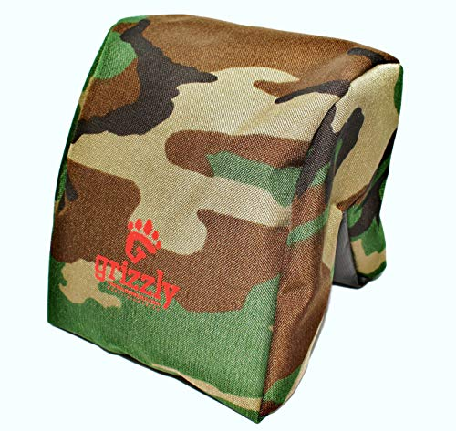 Remarkable Grizzly Camera Bean Bag Medium Forest Camouflage Photography Video Bean Bag Camera Support Camera Sandbag Spotting Scope Support Birders Bean Machost Co Dining Chair Design Ideas Machostcouk