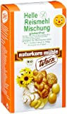 Werz - Mezcla de harina de arroz (sin gluten, 1 paquete de 500 g, bio)