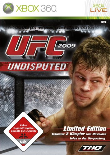 UFC Undisputed 2009 - Special Edition (exklusiv bei Amazon)