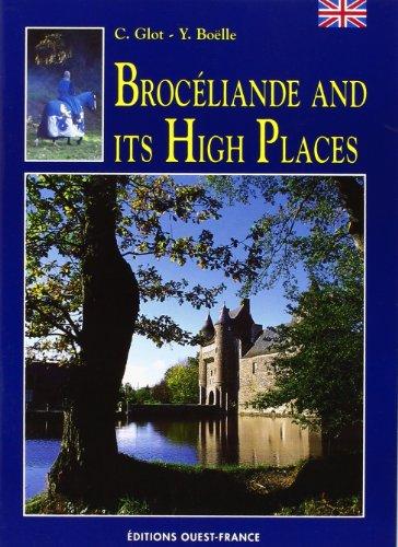 Les hauts lieux de Brocéliande (anglais)