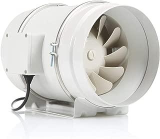 LUTH Premium Profi Parts Deflector para 125 Sistemas de conductos de Aire Campanas extractoras