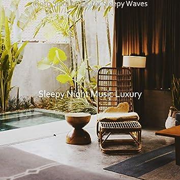 (Koto Solo) Music for Sleepy Waves