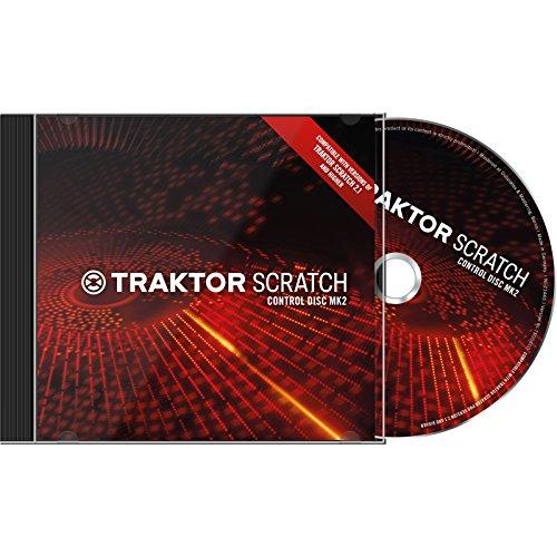 Native Instruments Traktor Scratch CD Control Pro MK2