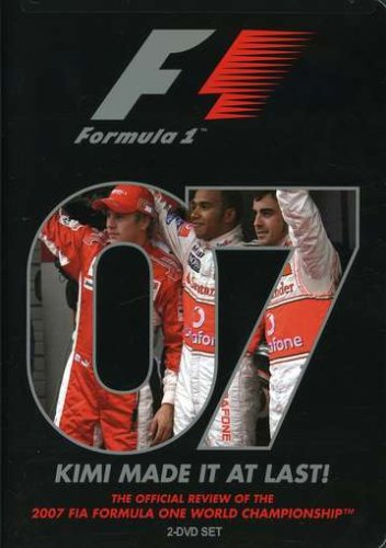 Price comparison product image The Official Review of the 2007 FIA Formula One Championship / F1 / FOne / Formula 1